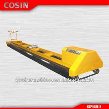 Cosin CZP168E Concrete paver with electric motor