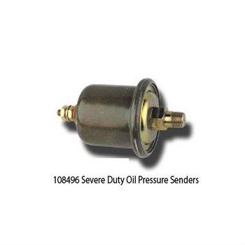 Datcon 109013, Severe Duty-Dual Oil Pressure Sender 0-100 psi/0-7 bar