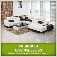 Wholesale italian furniture living room luxury sofa