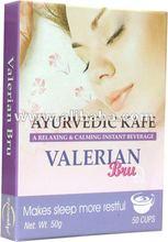insomnia medicine (valerian coffee)