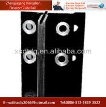 Elevator Parts/Lift Parts:Elevator guide rail T114/B