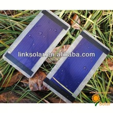 2013 New solar powered car battery trickle charger