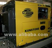 2012 EPA Diesel Generator