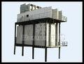 container di ghiaccio impianto per calcestruzzo rastrello di raffreddamento di tipo