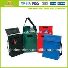 2013 Hot Sale Promotional Insulated Bottle Cooler Bag