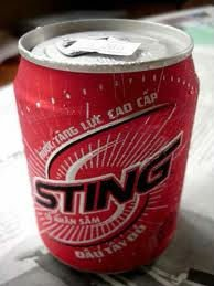 STING ENERGY DRINK OF PEPSI CO
