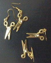 Scissor Ear Ring