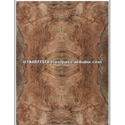 High Quality California Walnut Burl Wood Veneer