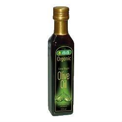 Aceite de oliva orgánico de ISIS, Virgen adicional