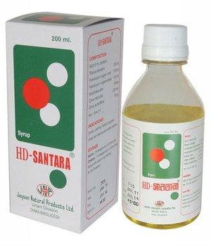 Herbal diuretic medicine