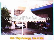 High Top Canopy