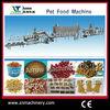 Automatic steam heating dog food machine
