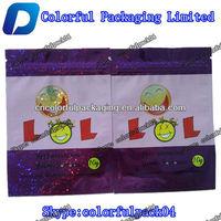 Wholesales Mr.happy herbal incense potpourri packaing/Mr Nice guy potpourri bags