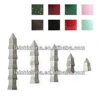 Wholesale 97% tungsten pagoda nail sinker