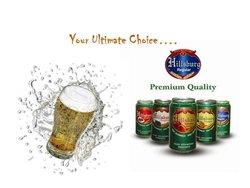 Hillsburg Non-Alcoholic Malt Drink
