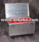 Master Aluminum - 5 Case Capacity