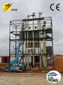 Tour- clés du projet capacité 5-6/1650cm sh-350 poulet/vache/bovins,/pig/protéines, alimentation animale pellet ligne de production