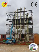 Turn - projet clé capacité 5 - 6 / h SH-350 poulet / vache / bovins / porc / aliments pour animaux protéines ligne de production de pellets