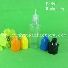empty pet bottles in bales