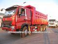 camion à benne basculante howo 8x4 2013 bon 12 roues 25 cubes pour la vente