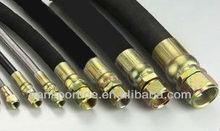 Flexbile din en 857 1sc standard hydraulic hose rubber