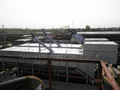 Unité de séparation solide et séparation de l'huile, huber usine, conpura machine compacte