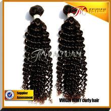 100% unprocessed human hair Yaki Pony Hair Braiding Hair Braids