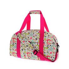 2013 fashion women's printing polyester bag travel