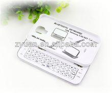 For samsung galaxy S4 wireless bluetooth keyboard case