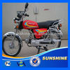 2013 Chongqing New Model 110CC EEC Street Motorcycle (SX70-1)