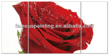 Dream House Rose Decoration Painting