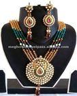 Designer Indian ethnic jewelry set / Imitation jewellery / Artificial Jewelry