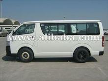Brand New Car Toyota Hiace 2.7L Petrol 15 Seater Commuter Van