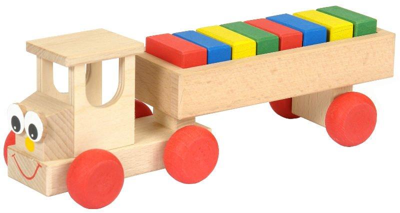 Juguetes de madera hechos en Alemania