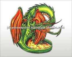 temporary dragon tattoos for kids