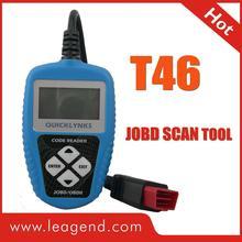 OBD2/EOBD JOBD auto Diagnostic Tool for MAZDA/ Scanner T46-View freeze frame data,Updateable online