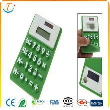 supply Flexible silicone calculator keypad