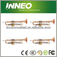 Good Sound Antique Golden Trumpet