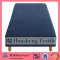 bep013 nuevo modelo de color azul marino de lana de coral colchas de fantasía