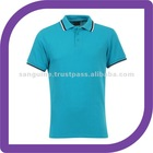 Men's Suburb Polo Shirt - Peacock Blue - Sports