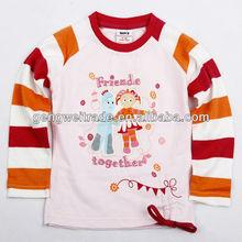 2013 Popular Children Spring Tshirt