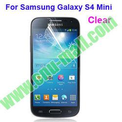 Clear Screen Protector for Samsung Galaxy S4 Mini / i9190/ i9192
