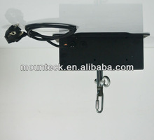 MOUNTECK Fan 0.1-5 RPM High rpm Electric Powered Mirror Ball Motor with Easy Hang Bracket at a tender price in Shenzhen