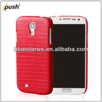 mobile phone leather case for samsung galaxy s4 i9500