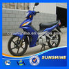 Chinese New Model Hot Selling 125CC EEC Motorcycle