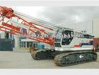 Zoomlion 50t QUY50 Crawler Crane For Sale