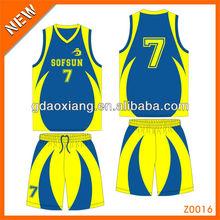 Custom mesh Basketball wear