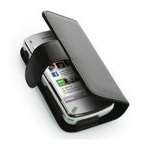 Wallet Case for Nokia N97 Mini Black