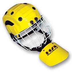 Regular Helmet with Neck Protector