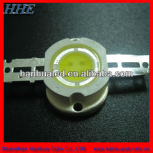 high bright 5w white led for car light